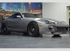 Toyota Supra Coupe 1994 Gray For Sale JT2JA82J4R0022062