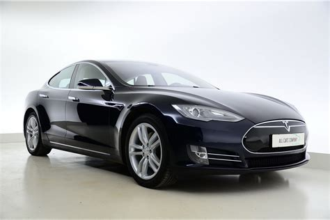 Tesla Model S Taxi Fleet Listed For Sale In The