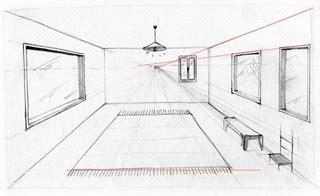 dessiner une chambre en 3d stage de perspective le samedi 17 janvier 2015