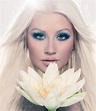 Christina Aguilera Blooms In New 'Lotus' Promos - That ...