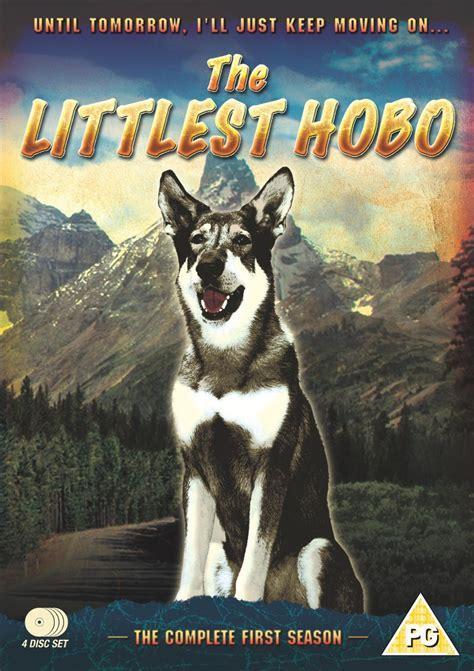 Filethe Littlest Hobo The Complete First Season Dvd Cover
