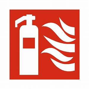 Fire Extinguisher Symbol Sign | PVCSafetySigns | £0.99