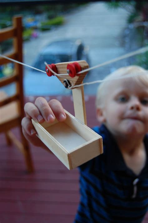 Simple Pulley and Lever Activity for Children   Parenting ...
