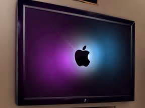 Apple Flat Screen TV