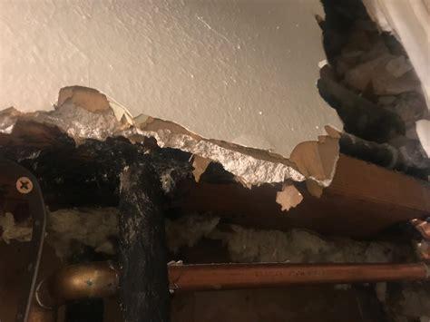 possibility  asbestos  wall drywall plaster diy