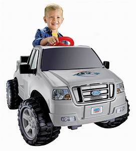 Power Wheels Lil U0026 39  Ford F