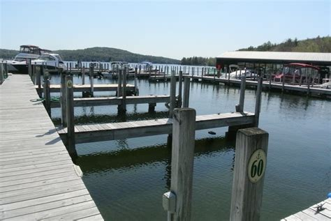 On The Dock Boat Sales by Lake Winnipesaukee Boat Docks For Sale Nh Lakes Real Estate
