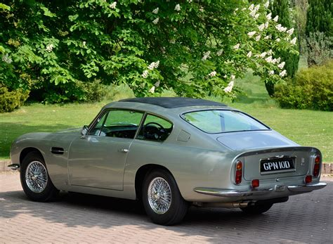 1965 Aston Martin DB6 Vantage Wallpapers | SuperCars.net