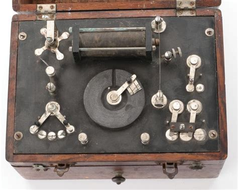 Antique Electroconvulsive Therapy (ect) Device