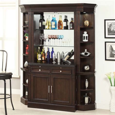 Home Wall Bar by House Sta 465 2 Stanford Library 4 Bar Base