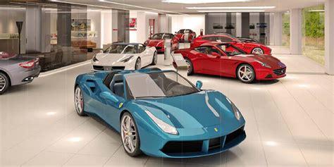 Sydney Dealer Named As Ferrari's Best