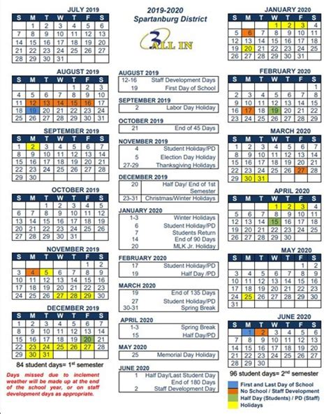 article calendar