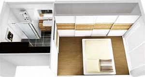 Faire Dressing Dans Une Chambre : am nager ma chambre besoin de vos id es pour la porte du ~ Premium-room.com Idées de Décoration