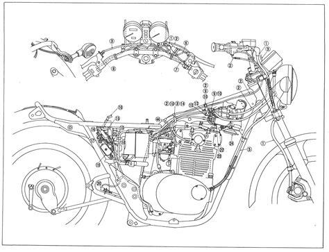 Yamaha Wiring Diagram Library