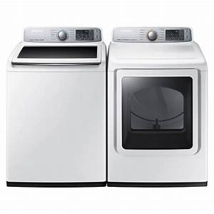 Samsung Washer  Dryer Bundle