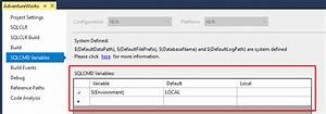 Variables - SQL... Sql Variables Quotes