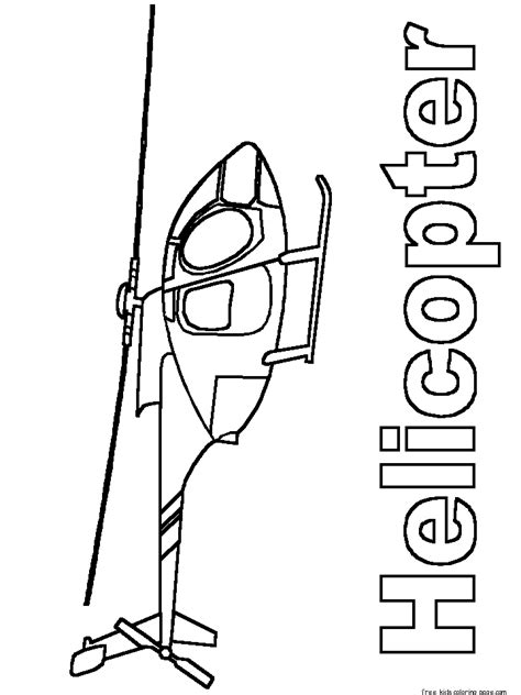 print   army helicopter coloring pages  kidsfree printable coloring pages  kids