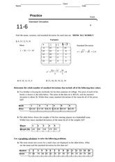 11-6 Practice WS #3 (2015) - Class Name Date Practice Form