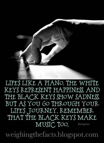 Quotes Key Bulimia Sad Keys Piano Quote