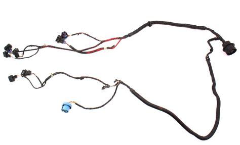headlight wiring harness non fog 93 99 vw jetta golf