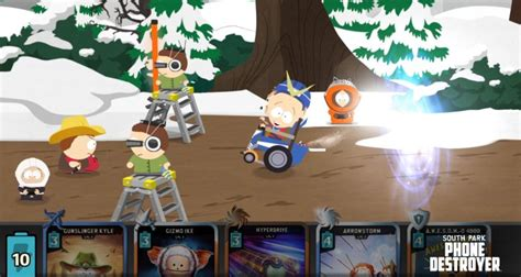 South park game south park funny kenny south park creek south park darksiders horsemen animated movie posters cool pictures cool photos south park characters. South Park: Phone Destroyer - iPhone - Multiplayer.it