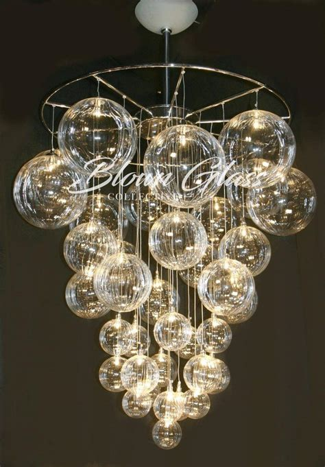 blown glass chandelier blown glass chandelier lighting amazing lighting