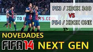 Las novedades de FIFA 14 de PS4 y Xbox One vs PS3 y Xbox ...