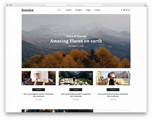 500  Free Website Templates