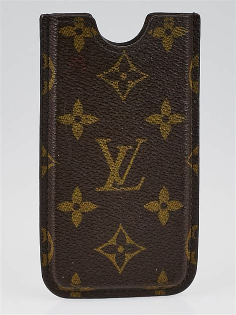 louis vuitton iphone 5s louis vuitton monogram canvas iphone 5 5s yoogi s 1961