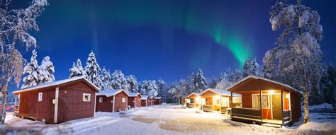 lapland log cabin log cabin and winter cottages in lapland
