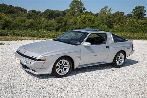 1986 Mitsubishi Starion | Fast Lane Classic Cars