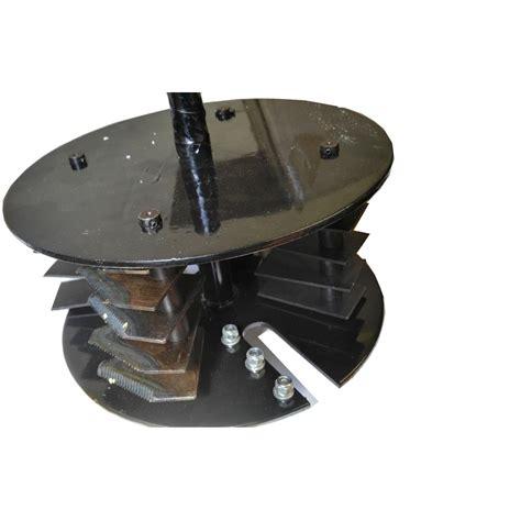 broyeur d evier pour cuisine varan motors support de lame 39 nu 39 pour broyeur de végétaux