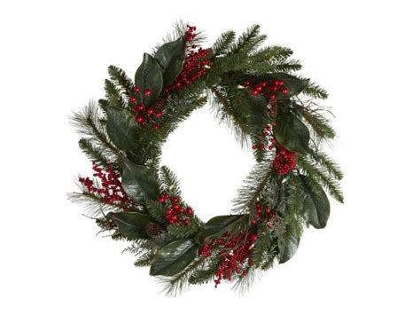 12 best artificial christmas wreaths the independent