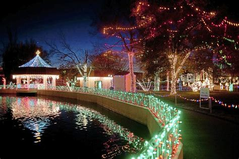 best bets rhema christmas lights charity runs tulsa