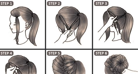 quick cute hairstyles     minutes