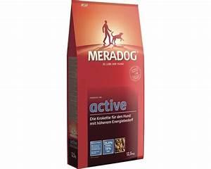 Hundefutter Mera Dog : hundefutter trocken meradog active 12 5 kg bei hornbach ~ A.2002-acura-tl-radio.info Haus und Dekorationen