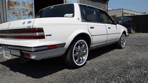 Buick Century Limited by 1988 Buick Century Limited 3 8 V6 Exhaust Sound