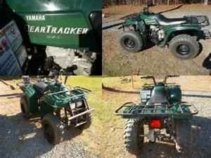 Yamaha Yfm 250 Beartracker 1998