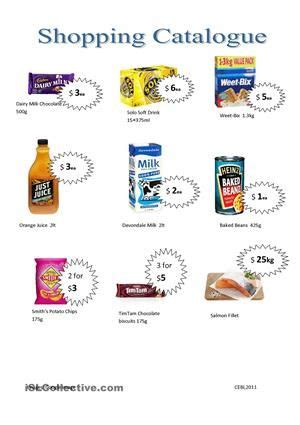 shopping list  images game food board games food