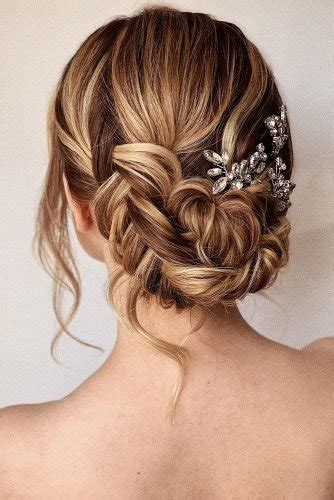 30 Best Ideas Of Wedding Hairstyles For Thin Hair