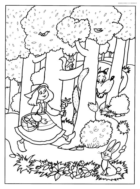 disegni da colorare once upon a time coloriages 224 imprimer le petit chaperon 60