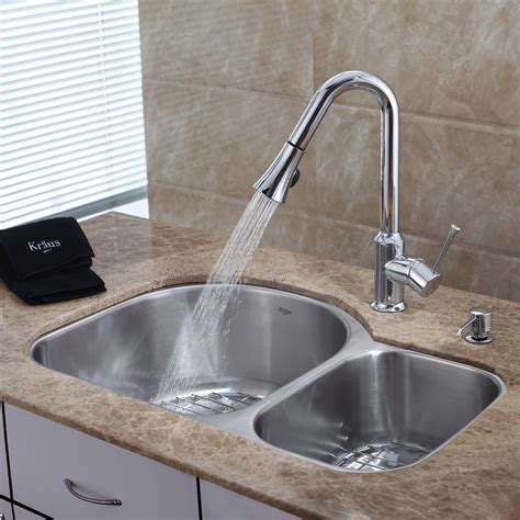 kitchen sink types different types of kitchen sink faucets 2950