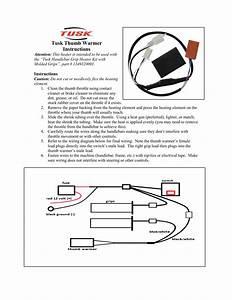 Tusk Dual Sport Kit Wiring Diagram