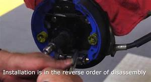 How To Install Ezgo Golf Cart Brake Shoe Pads How To Video