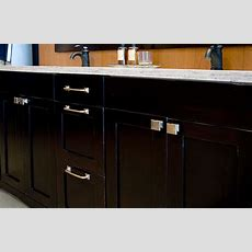 Contemporary Decorative Drawer Pulls + Cabinet Knobs By