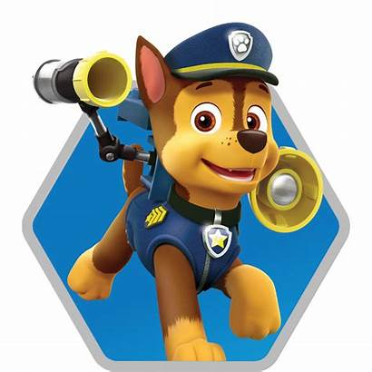 Paw Patrol Chase Race Rescue Characters Character
