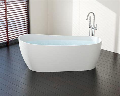 modern freestanding tub model bw  badeloft usa