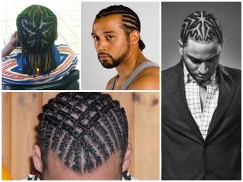 cool black men hairstyles braid hairstyles youtube