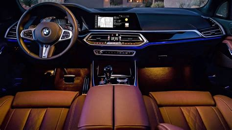 bmw  coffee interior bmw cars review release