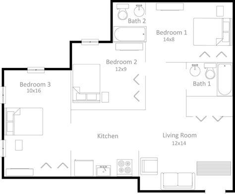 12x14 kitchen floor plan 100 12x14 kitchen floor plan cottage style house plan 3805